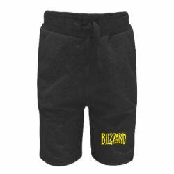 Дитячі шорти Blizzard Logo