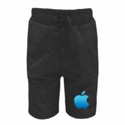 Детские шорты Blue Apple