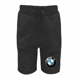 Детские шорты BMW Small Logo