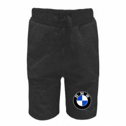 Детские шорты BMW