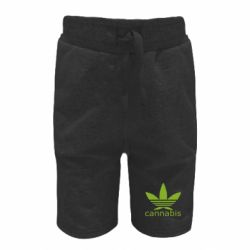 Дитячі шорти Cannabis