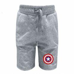 Детские шорты Captain America