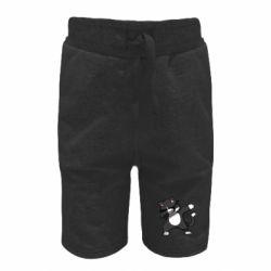 Дитячі шорти Cat SWAG