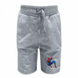 Детские шорты Человек Паук - FatLine