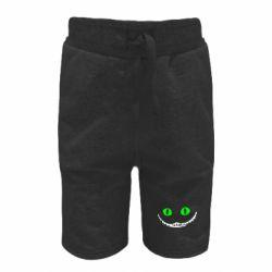 Детские шорты чеширский кот - FatLine