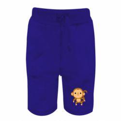 Дитячі шорти Colored monkey