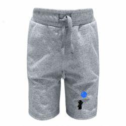 Детские шорты Дарт Вейдер с шариком - FatLine