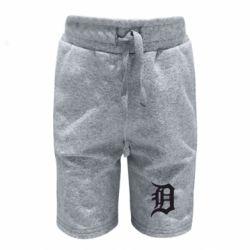 Детские шорты Detroit Eminem - FatLine