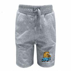 Детские шорты Drift Bear