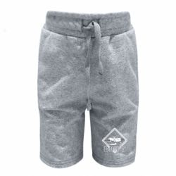 Детские шорты Drift - FatLine