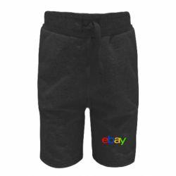 Дитячі шорти Ebay