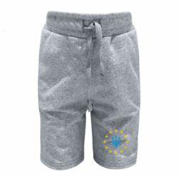 Детские шорты ЕвроУкраїна