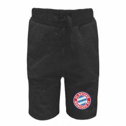 Дитячі шорти FC Bayern Munchen