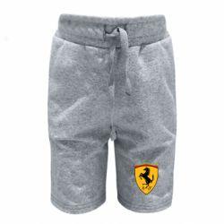 Детские шорты Ferrari