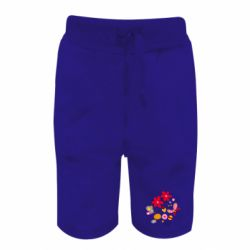 Детские шорты Flowers and Butterflies