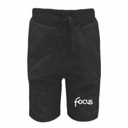 Дитячі шорти Focus
