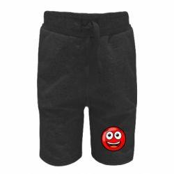 Дитячі шорти Funny Red Ball