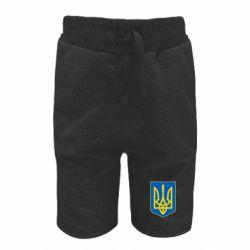 Дитячі шорти Герб неньки-України