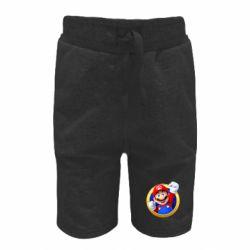 Дитячі шорти Герой Маріо