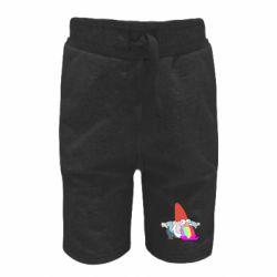 Дитячі шорти Gravity Falls, dwarf and rainbow
