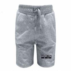 Детские шорты HKS - FatLine