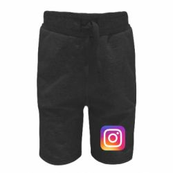 Дитячі шорти Instagram Logo Gradient