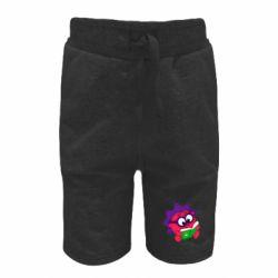 Детские шорты Ёжик