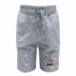 Дитячі шорти Judo Logo