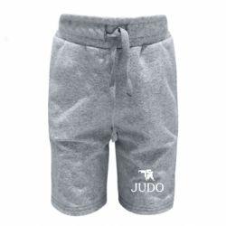 Детские шорты Judo