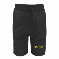 Дитячі шорти Juke - FatLine