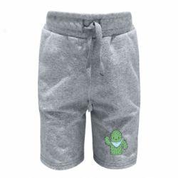 Детские шорты Кактус