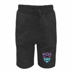 Дитячі шорти KDA