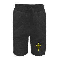 Детские шорты Крест 2