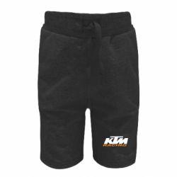 Дитячі шорти KTM Racing - FatLine