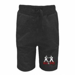 Детские шорты Kudo Fight