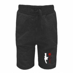 Детские шорты Kyokushin Kick