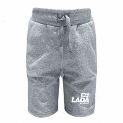 Детские шорты Lada Autosport
