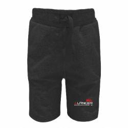 Детские шорты Lancer Evolution X
