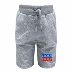 Детские шорты LIQUI MOLY - FatLine