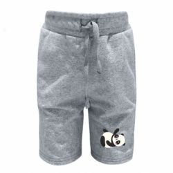 Детские шорты Little panda