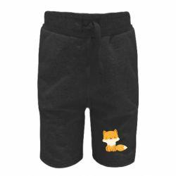 Детские шорты Little red fox