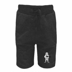 Дитячі шорти Little Stormtrooper