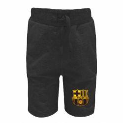 Дитячі шорти Логотип Барселони