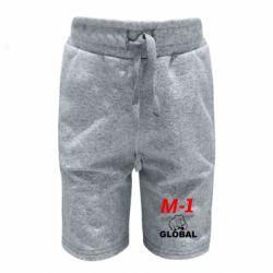 Детские шорты M-1 Global