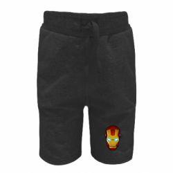 Детские шорты Маскаа Железного Человека