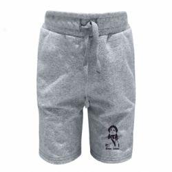 Детские шорты Майкл Джексон