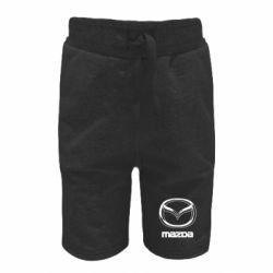 Дитячі шорти Mazda Logo