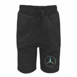 Дитячі шорти Mercedes Лого Голограма