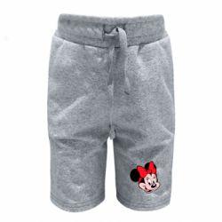 Детские шорты Минни Маус