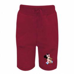Дитячі шорти Minnie And Bear